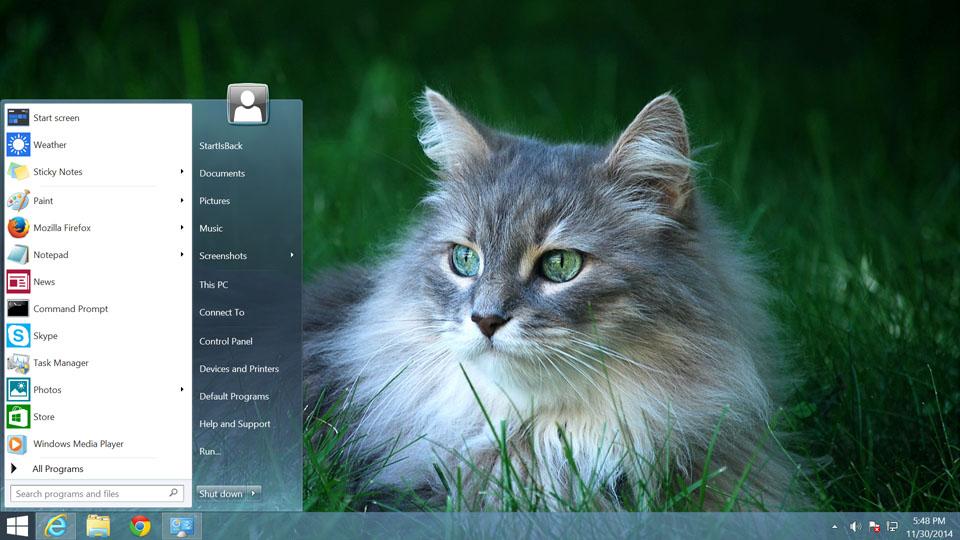StartIsBack+ for Win8.1 released